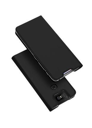 Чехол-книжка Dux Ducis Skin Pro для Asus ZenFone 6 (ZS630KL) B...
