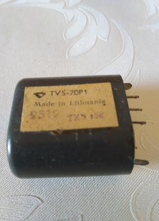 Строчный трансформатор ТВС-70П1