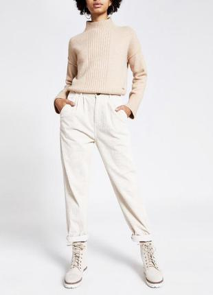 Велюровые брюки, штаны river island размер 14