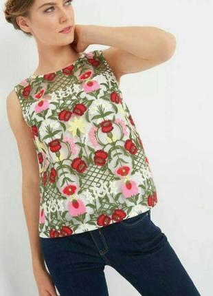Фирменная блузка orsay, размер 40