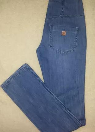 Продам джинсы R.marks jeans с высокой посадкой (завышенной талией