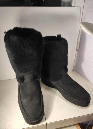 Ботинки сапоги мужские зимние bally polar
