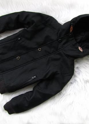 Стильная теплая куртка с капюшоном next