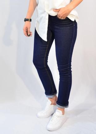 2955\90 синие джинсы love denim m