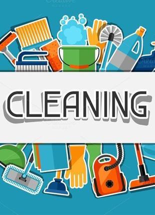 Уборка, прибирання, cleaning,  клининг