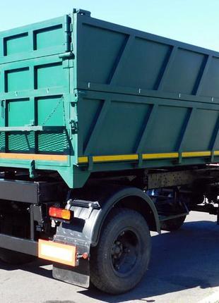 СТО произведет ремонт грузовых прицепов всех марок
