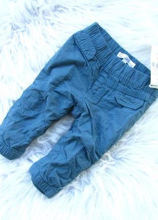 Стильные утепленные штаны брюки kitchoun.
