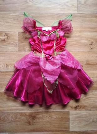 Карнавальное платье на утреник