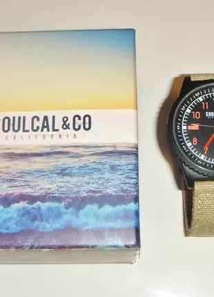 Часы SoulCal California.  Англия. Новые. В подарочной коробке