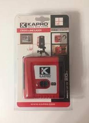Лазерный уровень KAPRO 862 Mini Cross Line Laser