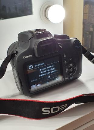 Фотоапарат Canon 1200 D
