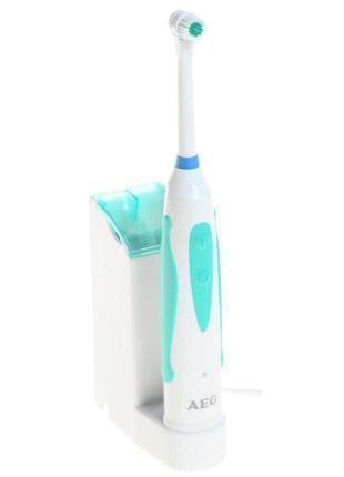 ✅ Электрическая зубная щетка AEG EZ 5623 (4 насадки, ворсинки ...