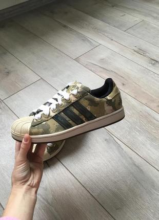 Кроссовки adidas superstar adicolor