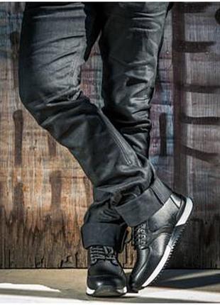 Мужские ботинки harley-davidson оригинал 40eur