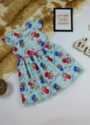 George платье на 4-5 лет, рост 104-110 см