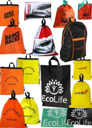 Услуги по пошиву партий, тиражей сумок, рюкзаков от производителя