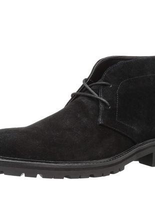 Calvin klein мужские замшевые ботинки оригинал 41.5 eur