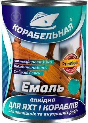 """Эмаль ПФ-115 """"КОРАБЕЛЬНАЯ""""для радиаторов (0.9)"""