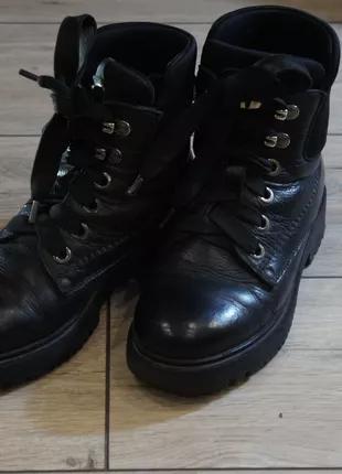 Ботинки женские кожаные демисезон 36 размер