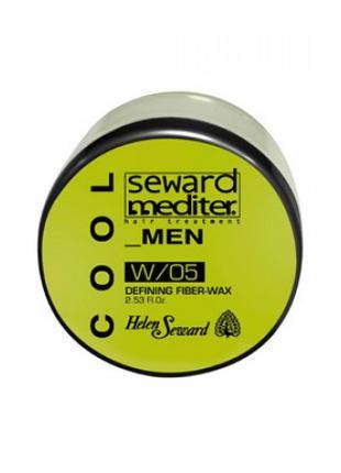 Матовый воск для волос Cool Men - Объем 75 мл
