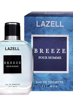 Мужской парфюм Lazell Breeze