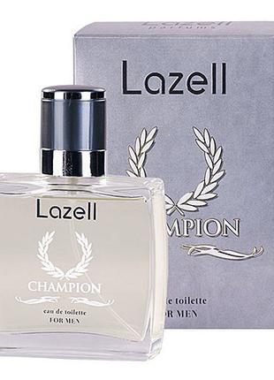 Мужской парфюм Lazell Champion