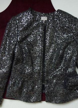 Шикарный жакет, пиджак