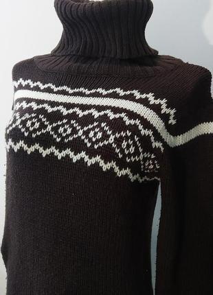 Туника, вязаное платье