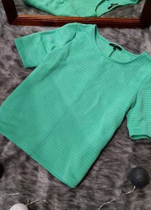 Топ блуза кофточка с перфорацией next