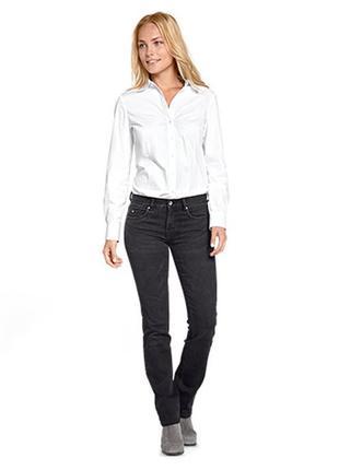Черные джинсы tchibo, германия - модель superstretch