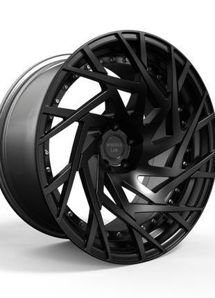 Крутые эксклюзивные автомобильные кованые диски Wheels Lab