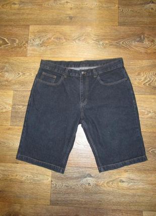 Шорты джинсовые 100 % коттон