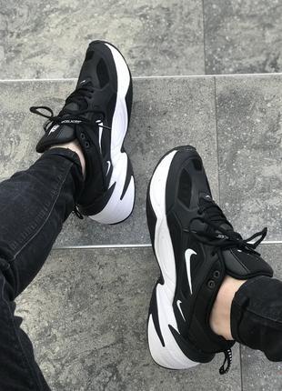 Nike M2k Tekno Winter Зимние nike m2k air Monarch  Зимние ботинки