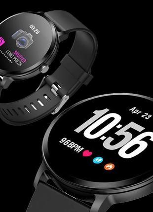 Смарт-часы Colmi V11 с тонометром.
