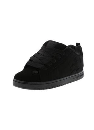 Низкие мужские кеды dc shoes court graffik 39 eur