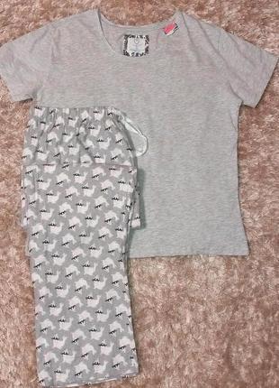 Пижама или костюм для дома primark, uk 18-20 размер