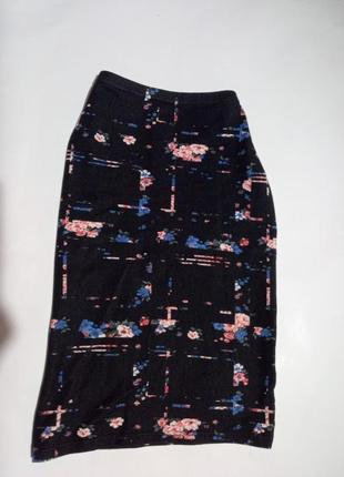 Стильная юбка карандаш. papaya