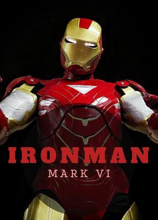 Костюм залізної людини (IRON MAN mark VI suit)