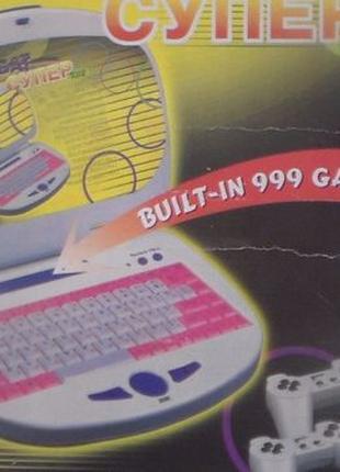 Игровая приставка комбат супер к02 сега sega 16 bit 16 битная
