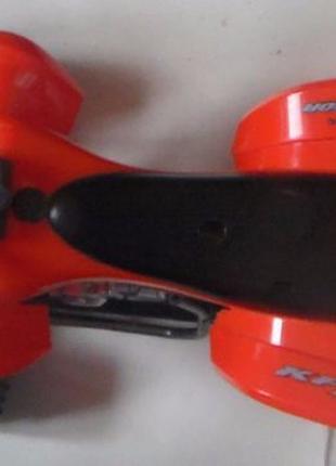 Квадроцикл игрушка радиоуправляемая мотоцикл