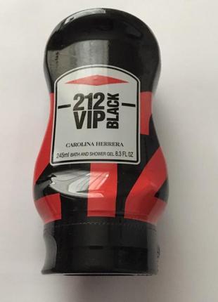 Парфюмированный гель для душа для мужчин carolina herrera 212 ...