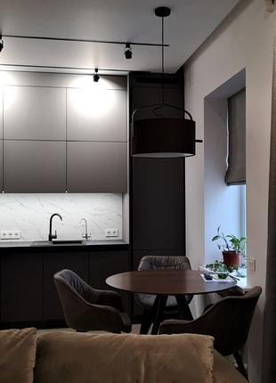 Проектирование дизайнерских кухонь для заказа на Вияр