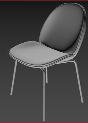 Моделирование мебели и предметов интерьера и не только