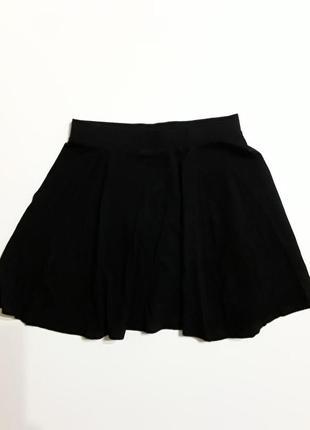 Фирменная трикотажная юбка 12-14 лет