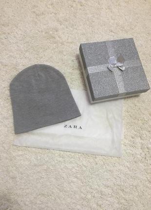 Zara женская шапка