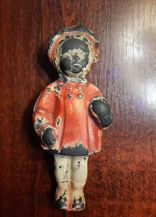 Кукла русалочка немецкая ГДР резиновая раритет винтаж