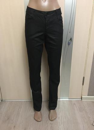 Чёрные штаны с пропиткой большой размер