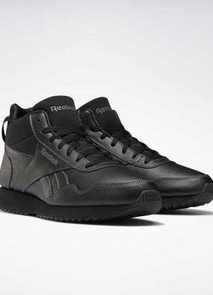 Мужские ботинки reebok royal glide mid (артикул: dv6781)