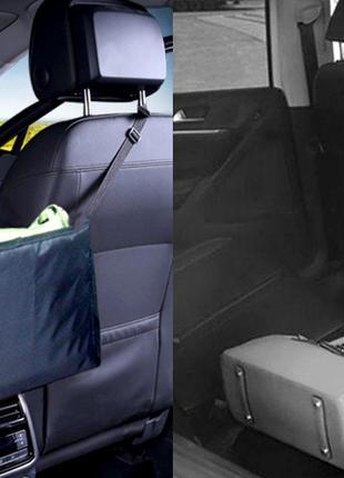 Дополнительный навесной карман, бардачок, органайзер в машину.