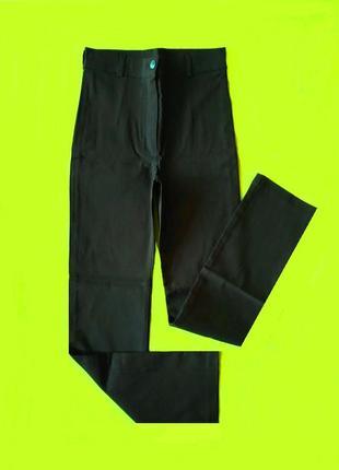 Качественные новые стрейч брюки демисезон 🌷 на девочку 8-10 лет
